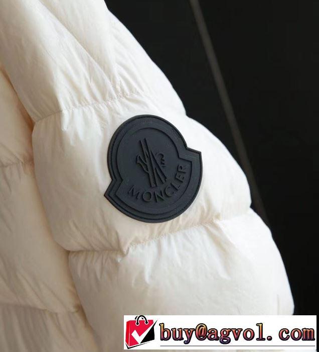 ブランド フェイク_2019-20秋冬新作 ダウンジャケット季節感のあるトレンド新品 MONCLER しっかり暖かな感じモンクレール 冬らしい雰囲気を演出する