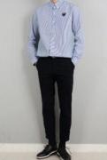 品のあるCOMME des GARCONS  コムデギャルソン 長袖シャツ  キレイめスタイル_品質保証