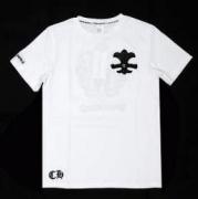 圧倒的な人気を誇るCHROME HEARTS クロムハーツ  夏半袖Tシャツ 大人 品よく_品質保証