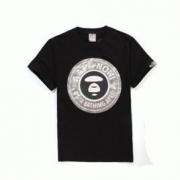 20代流行りファッション APE エイプ  ブラック Tシャツメンズ半袖通販_品質保証
