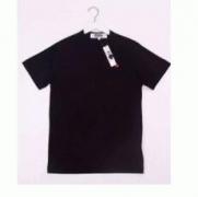 超人気セールCOMME des GARCONS コムデギャルソン クルーネックロゴTシャツ 2色_品質保証
