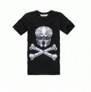 こなれ感あるNeil Barrett ニールバレット コピー3Dスカルオリジナル半袖Tシャツ_品質保証
