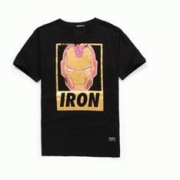 街で視線が集中するSTAYREAL ステリア メンズ半袖Tシャツ Uネックプリント_品質保証