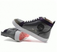 大人気の Louis Flat ルイスCHRISTIAN LOUBOUTIN メンズシューズ ルブタン 靴 コピースニーカー _品質保証