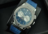 ウブロ クラシックフュージョン hublot 人気 時計 メンズ 腕時計 セラミック ブルー 42MM ラバーベルト_品質保証
