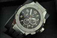高級ブランド時計ウブロビッグバン メンズ 腕時計ブラック 新品 hublot geneve 日付表示 ラバー301.SX.130.RX_品質保証