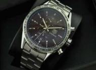 スポーツ腕時計 メンズ 人気TAG HEUER タグホイヤー 偽物カレラ メンズ時計 ウォッチ 自動巻き 6針 日付表示 月付表示ステンレス_品質保証