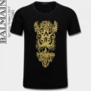 2色可選 半袖Tシャツ クールビズ 【大人気】定番商品 BALMAIN バルマン 2017_品質保証