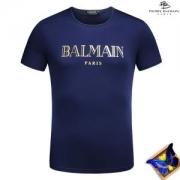 2017春夏 細身のシルエッ 3色可選 半袖Tシャツ BALMAIN バルマン 入手困難!_品質保証