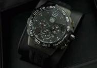 TAG HEUER タグホイヤー メンズ 時計フォーミュラ1 クロノグラフ ブラック 防水 ラバー腕時計CAZ1110.FT8023_品質保証