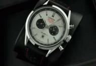 TAG HEUER タグホイヤー カレラクロノグラフ キャリバー17メンズ 時計 腕時計 ホワイト文字盤 CV211E.FC6310_品質保証