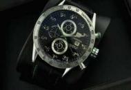 タグホイヤー カレラ スーパーコピー TAG HEUER カレラ キャリバーホイヤー01メンズ時計 ブラック文字盤 男性用腕時計 日付表示_品質保証
