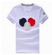 2017AW新作MONCLERモンクレール tシャツ新品メンズ 3色ワッペン付き 人気半袖Tシャツ おしゃれ メンズファッション_品質保証