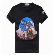 モンクレール セール MONCLER 半袖Tシャツ メンズ人気 コットン綿 クルーネック ロゴプリント 夏新作  メンズファッション_品質保証