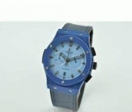 高品質 HUBLOTウブロ腕時計コピーメンズ時計 ビッグバン ウォッチ メンズ 人気ラバー ブルー文字盤 日付表示_品質保証