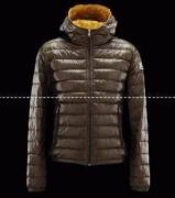 MONCLER モンクレール ダウンジャケット 女性服 ブラウン 2017 アウター おしゃれ 大人 ケープ 防寒 レディースファッション_品質保証