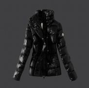 大人気 MONCLER モンクレール ダウンジャケット 17年秋冬限定人気アイテム ブラック アウター ダウンコート_品質保証