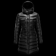 2017年秋冬 モンクレール ダウン 高品質 人気  MONCLER ダウンジャケット ロングジャケット レディース ダウンコート 高級 ブラック