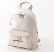 2018最新入荷 BALENCIAGA バレンシアガ コピー メンズ バックパック レディース リュック 409010AQ38N9281 ナイロン レディース 大人気 ホワイト