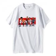 肌触りの気持ちい?  2色可選 2018春夏新作 高品質 人気 半袖Tシャツ  シュプリーム SUPREME