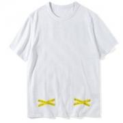 2018年流行 Off-White オフホワイト デザイン性に優れた 半袖Tシャツ 2色可選