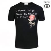 グッチ GUCCI 半袖Tシャツ 2色可選 2018着回し度高めアイテム! 安定した質感