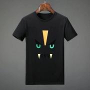 2018年夏の王道ブランド! フェンディ FENDI 半袖Tシャツ 2色可選 魅力的アイテム