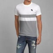 半袖Tシャツ 多色可選 2018年流行 アバクロンビー&フィッチ Abercrombie & Fitch 目を惹く新作