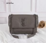 今っぽさ人気定番品イヴ サンローラン最新入荷100%新品 Yves Saint Laurent ショルダーバッグ