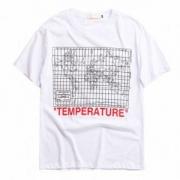 オフホワイト話題となる人気品 2色可選 半袖Tシャツ 今っぽさ人気定番品Off-White