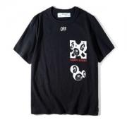 使いやすさ抜群 半袖Tシャツ大人気コラボ商品 Off-Whiteオフホワイト 2色可選