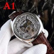 男性用腕時計 当店人気ランキング1位 カルティエ CARTIER  牛革布地ベルト 多色可選 安心な品質