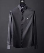 シャツ コピーTHOM BROWNE爆買い大得価幅広いシャツ伸縮性ストレッチ高品質トップストムブラウン男性シャツ