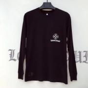 クロムハーツ tシャツ 偽物CHROME HEARTS大活躍長袖tシャツトップスお買い得品質保証ブランドロゴ配置お洒落tシャツ