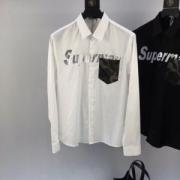 今年の春夏先行販売新作 LOUIS VUITTON黒白2色長袖シャツスーパーコピー ゆとり快適な肌触り ヴィトン コピー 人気 綺麗に着用できるアイテム 爽やかなデザイン