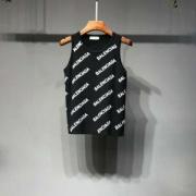 2019年春夏の流行アイテム お気に入りのデザイン BALENCIAGA バレンシアガ 半袖Tシャツ 3色可選