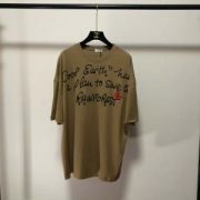 2019年春夏の流行アイテム ファッション感が満点 春らしい季節感 BURBERRY バーバリー 半袖Tシャツ