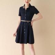 BURBERRY ワンピース 大人カジュアル夏ファッション2019 春夏限定定番 高級感がUP! バーバリー