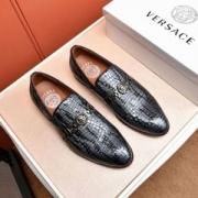 2019年爆発大人気 ヴェルサーチ 靴 コピーVERSACE ビジネスシューズ オシャレ メンズファッション 軽量 歩きやすい 品質保証