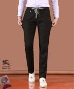 年末で限定アイテム バーバリー 通販 BURBERRY 三色可選 ロングパンツ オールシーンズ メンズファッション 若者向け