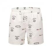 モンクレール パンツ コピー MONCLER ホワイト ショートパンツ 特別感満載のデザイン メンズ カジュアル ゆったり 通気性