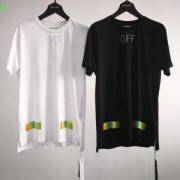 雑誌にも掲載アイテム  半袖Tシャツ  2019年春夏の流行アイテム  オフホワイト OFF-WHITE  2色可選