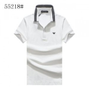 アルマーニ シャツ コピー ARMANI ロゴ tシャツ ポロシャツ 三色可選 メンズ 大人の定番 半袖 オシャレ 春夏秋対応
