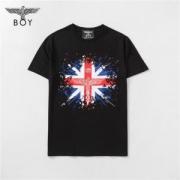 BOY LONDON ボーイロンドン 通販 激安 コピー 丸首 イギリス プリント Tシャツ トップス メンズ カットソー カジュアル