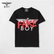 BOY LONDON ボーイロンドン コーデ 半袖 Tシャツ コピー ロゴ プリント トップス メンズ ストリート 通気性 品質保証