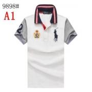 Polo Ralph Lauren メンズ ポロシャツ 抜群な通気性があるコレクション ポロ ラルフローレン コピー 4色可選 最低価格