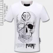 PHILIPP PLEIN フィリッププレイン tシャツ メンズ 話題沸騰中の限定新作 スーパーコピー ブラック ホワイト 最安値