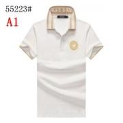 VERSACE ヴェルサーチ メンズ ポロシャツ 絶対に欲しい人気新品 コピー cotton gold Medusa polo shirt 3色選択可 お買い得