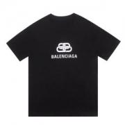 バレンシアガ 人気は衰えず!  BALENCIAGA 大人っぽく見せてくれ 多色可選 柔らかで軽い印象を与える 半袖Tシャツ 主流となってくる