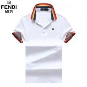 個性的になりすぎ フェンディ雑誌にも掲載アイテム  FENDI 多色可選 2019魅力的な新作 半袖Tシャツ  今注目度が上がって